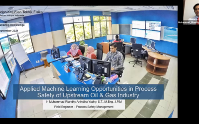 Knowledge Sharing: Applied Machine Learning Opportunities in Process Safety of Upstream Oil & Gas Industry